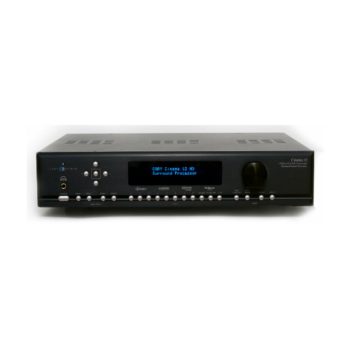 AV процессоры (Предусилитель многоканальный) Cary Audio
