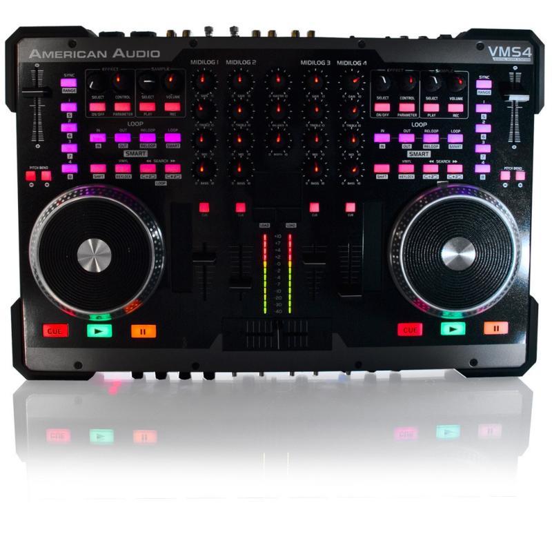 DJ-контроллеры American Dj, арт: 163453 - DJ-контроллеры