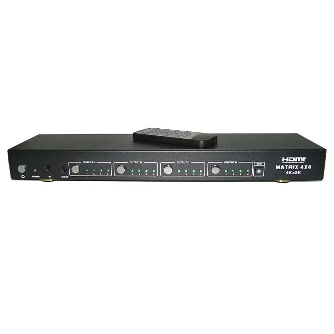 HDMI коммутаторы, разветвители, повторители Dr.HD MA 445 RK 4x HDMI