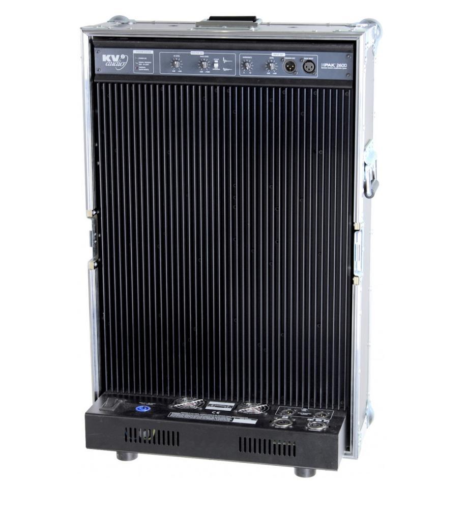 Концертные усилители KV2AUDIO K-PAK2600- контроллер и регулятор для систем охлаждения