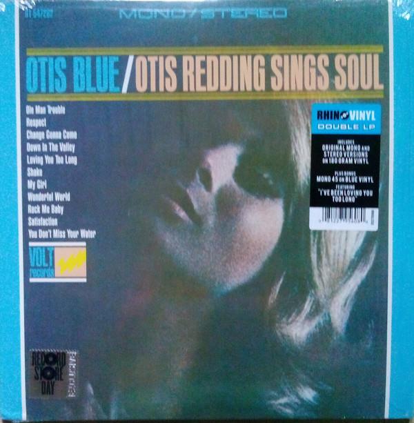 "Виниловые пластинки Otis Redding OTIS BLUE (2LP+7"" vinyl single)"