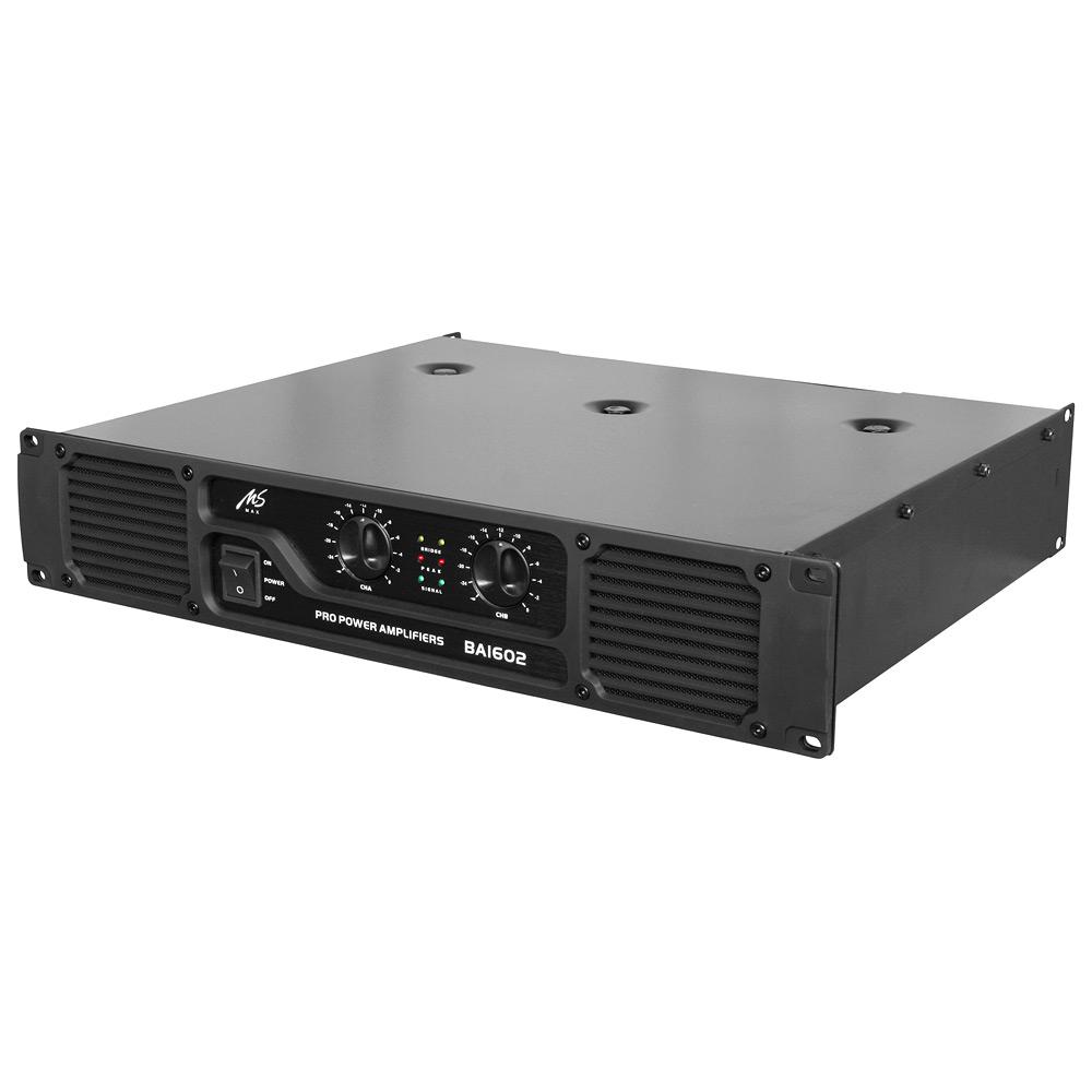 Усилители для фонового озвучивания MS-MAX BA1602 акустика для фонового озвучивания ms max w25t