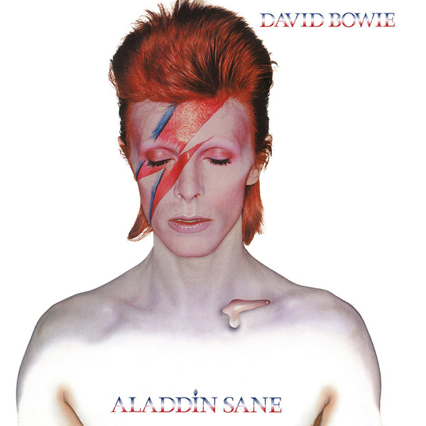 Виниловые пластинки David Bowie ALADDIN SANE (180 Gram) aladdin level 5