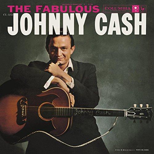 Виниловые пластинки Johnny Cash THE FABULOUS JOHNNY CASH (MONO) (180 Gram) johnny cash johnny cash the sound of