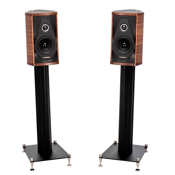 Полочная акустика Sonus Faber Olympica I walnut акустика центрального канала sonus faber olympica center piano black