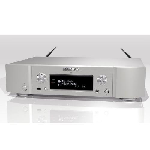 Сетевые аудио проигрыватели Marantz NA 6005 silver/gold