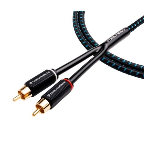 Кабели межблочные аудио Tributaries 4 Audio 6.0m (4A-060D) evk71 060d