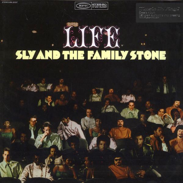 Виниловые пластинки Sly & the Family Stone