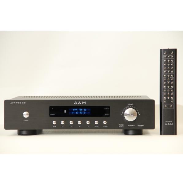 AV процессоры (Предусилитель многоканальный) A&amp M, арт: 101936 - AV процессоры (Предусилитель многоканальный)