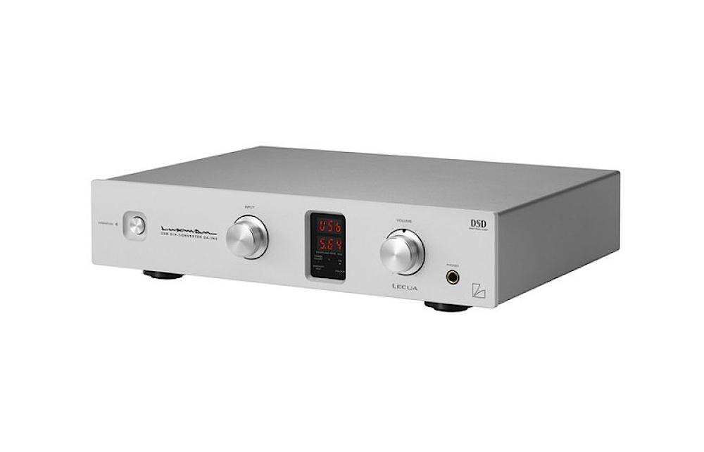ЦАП (audio dac) Luxman DA-250