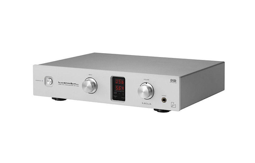 ЦАП (audio dac) Luxman