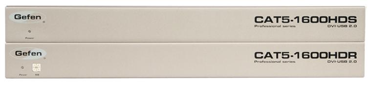 Мультирум контроллеры и усилители Gefen EXT-CAT5-1600HD