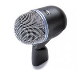 Микрофоны Shure Beta 52A суперкардиоидный микрофон