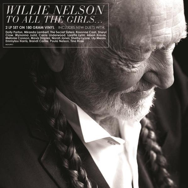 Виниловые пластинки Willie Nelson