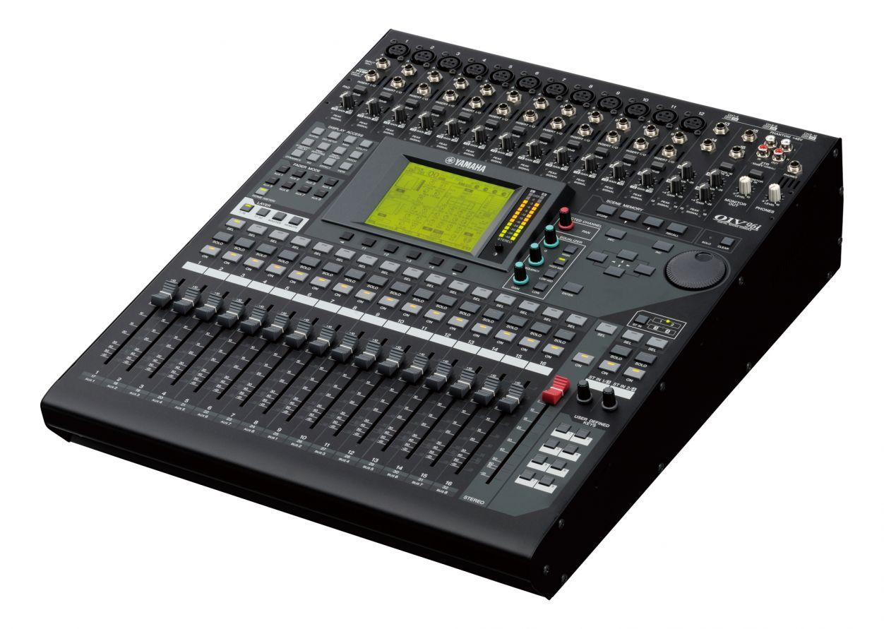 Микшерные пульты Yamaha 01V96i