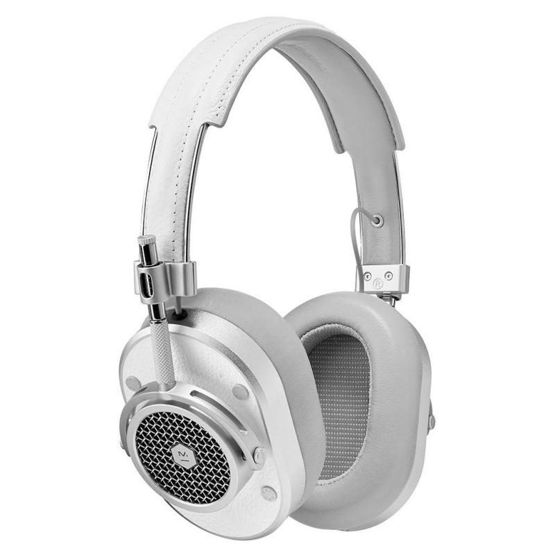 Наушники Master&Dynamic MH40S5 White/Silver