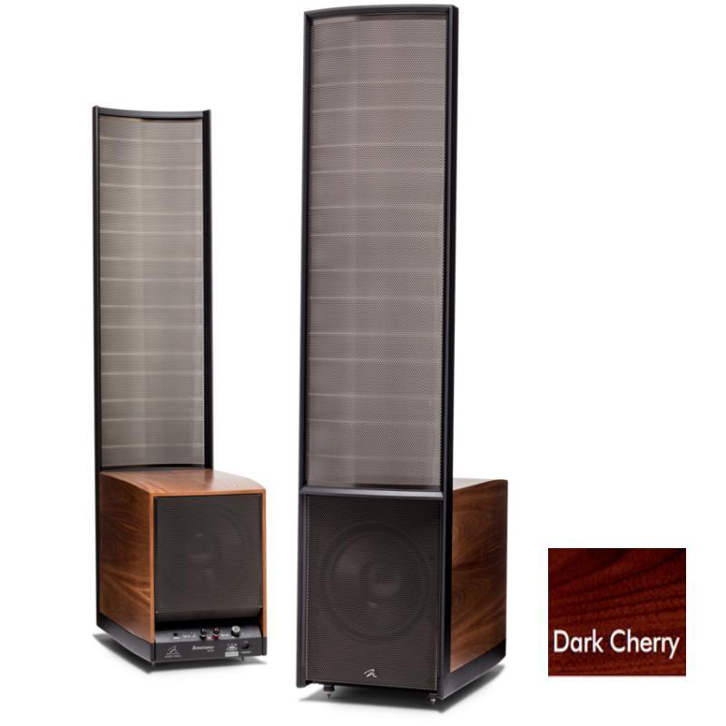 все цены на  Напольная акустика Martin Logan Renaissance ESL 15A Dark Cherry  в интернете