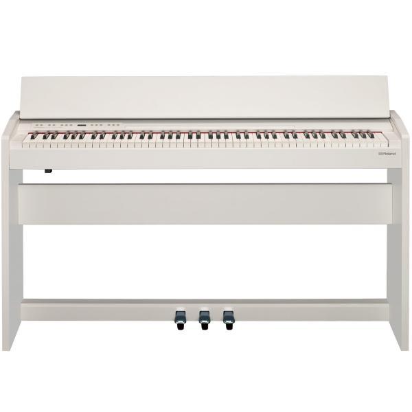 Синтезаторы и Пианино Roland F-140R-WH