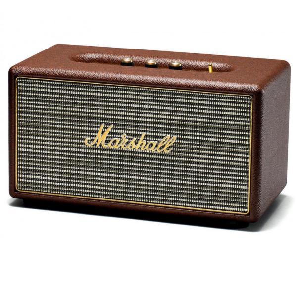 Портативная акустика MARSHALL Stanmore Bluetooth brown