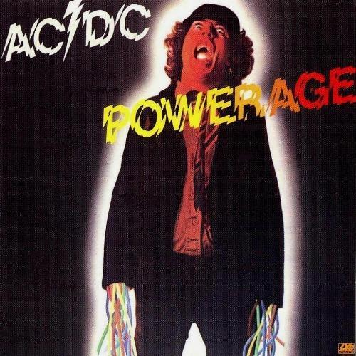 Виниловые пластинки AC/DC POWERAGE (Remastered/180 Gram) white anime tonari no totoro horizontal wallet my neighbor totoro short purse with button