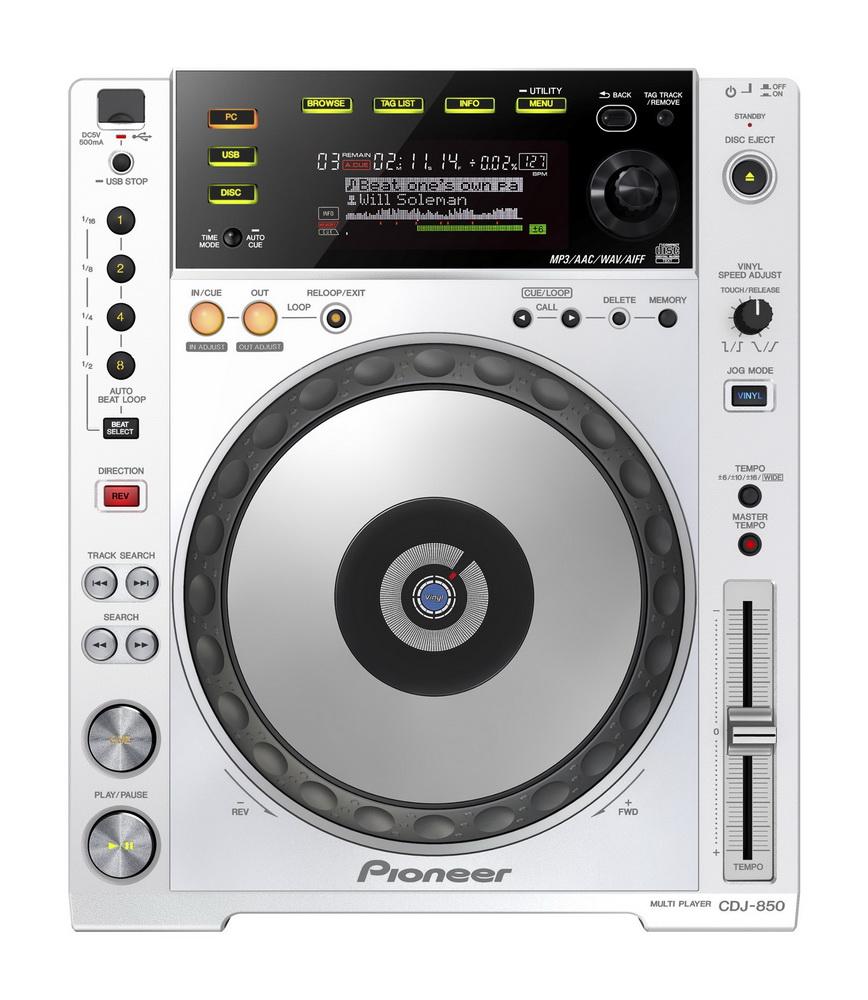 DJ-проигрыватели Pioneer, арт: 126605 - DJ-проигрыватели