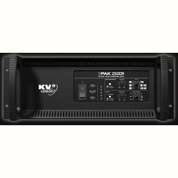 Концертные усилители KV2AUDIO