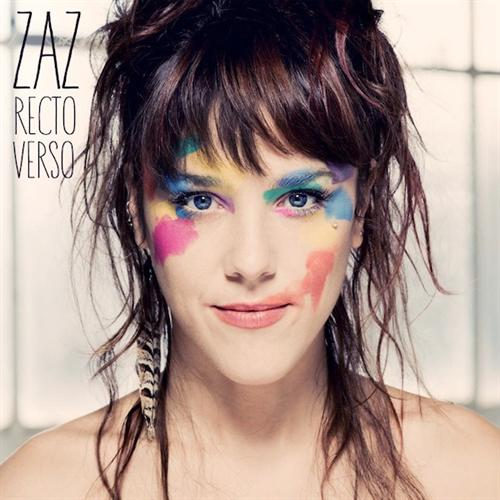 Виниловые пластинки Zaz RECTO VERSO (140 Gram/Red & Blue vinyl/Gatefold/Limited/Exclusive for Russia/Made In Germany)