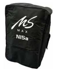 Кейсы и чехлы для акустики MS-MAX Bag N15 - чехол для N15a (/D/mp3/Ba) и V15a ms max v12a
