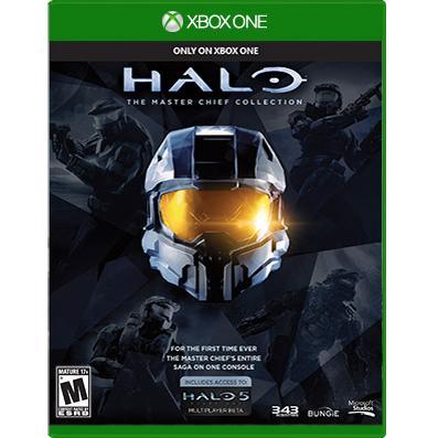 Игры для игровых приставок Microsoft Halo: The Master Chief Collection