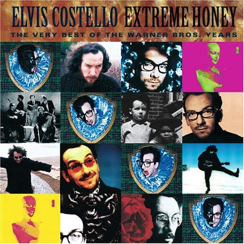 Виниловые пластинки Elvis Costello