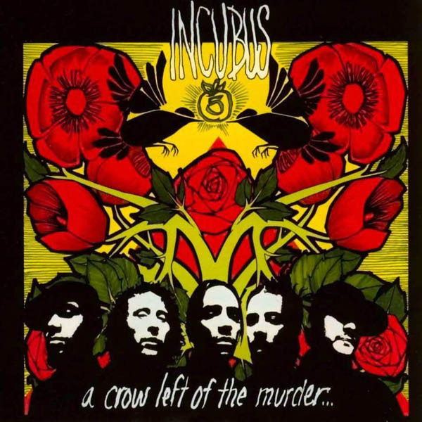 Виниловые пластинки Incubus A CROW LEFT OF THE MURDER (180 Gram) cd диск running wild best of adrian 1 cd