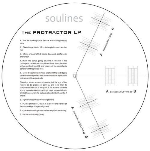 Аксессуары для проигрывателей виниловых дисков Soulines от Pult.RU