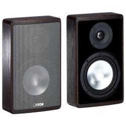 Настенная акустика Canton Ergo 610 wenge (пара) напольная акустическая система canton ergo 670 wenge