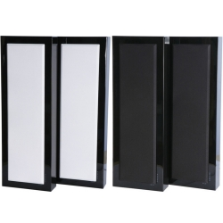Настенная акустика DLS Flatbox XL piano black акустика центрального канала paradigm studio cc 490 v 5 piano black