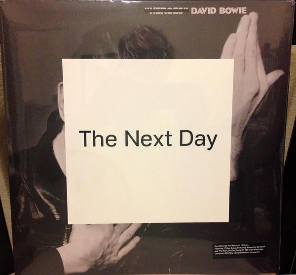 Виниловые пластинки David Bowie THE NEXT DAY (2LP+CD/180 Gram) пенка roland roland ro031lwgmb71