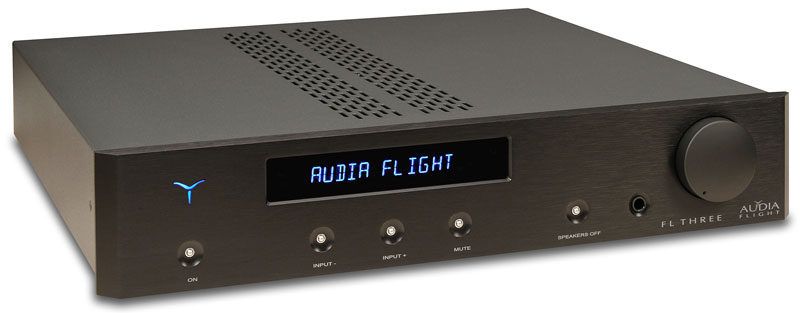 Интегральные стереоусилители Audia Flight Three (phono modul) black audia flight three s usb dac silver
