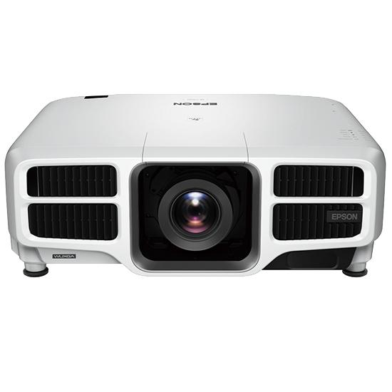 Проекторы Epson EB-L1200U объективы для проектора epson среднефокусный объектив для серии eb z8000 v12h00