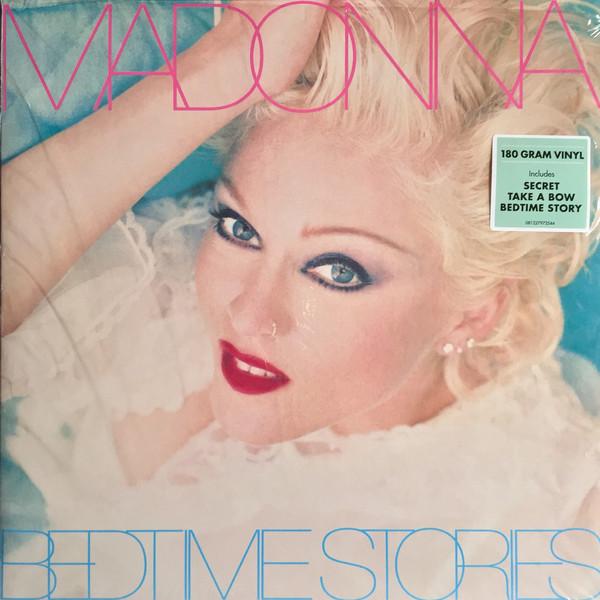 Виниловые пластинки Madonna BEDTIME STORIES (180 Gram)