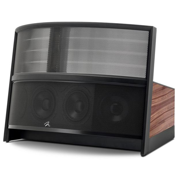 Акустика центрального канала Martin Logan Illusion ESL C34A Walnut акустика центрального канала vandersteen vcc 2 cherry