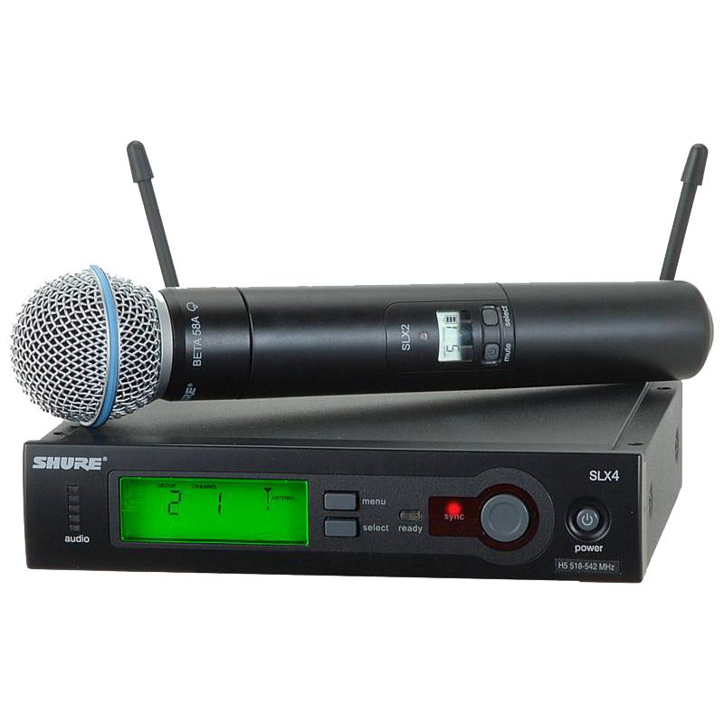 Радиосистемы Shure, арт: 160080 - Радиосистемы