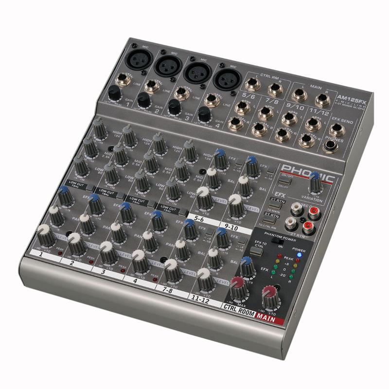 Микшерные пульты PHONIC AM 125 Fx