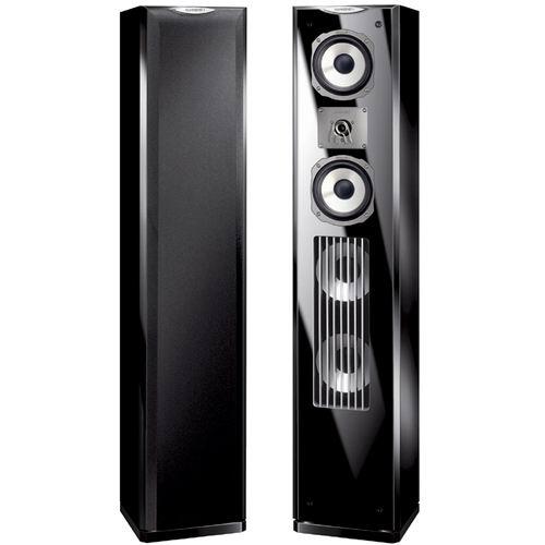 Напольная акустика Quadral Platinum M50 black high gloss quadral platinum m10 base high gloss black