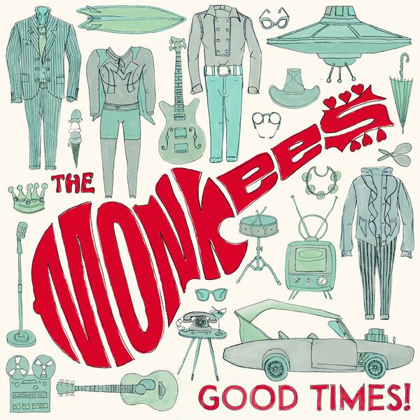 Виниловые пластинки The Monkees GOOD TIMES! (180 Gram)