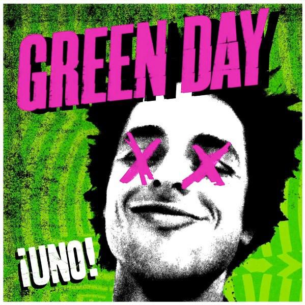 Виниловые пластинки Green Day UNO!