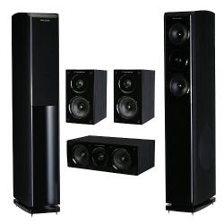 Комплекты акустики Wharfedale Obsidian 600 Cinema Pack blackwood