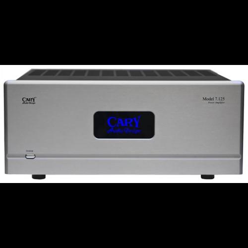 Усилители мощности Cary Audio
