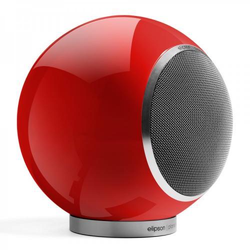 Полочная акустика Elipson Planet L High Gloss Red