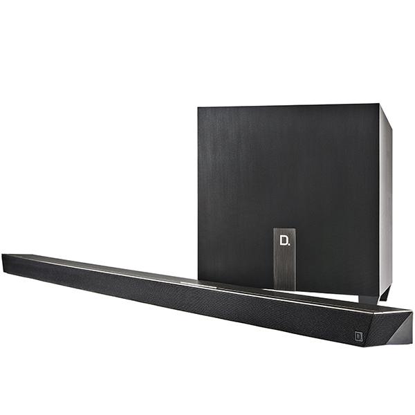 Саундбар Definitive Technology W Studio Micro стойки под акустику definitive technology studio monitor stands black