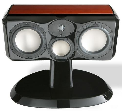 Акустика центрального канала Revel Ultima Voice2 high gloss mahogany