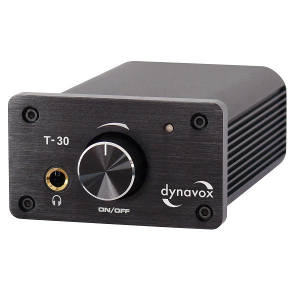 Интегральные стереоусилители Dynavox T-30 black интегральные стереоусилители magnat ma600 black